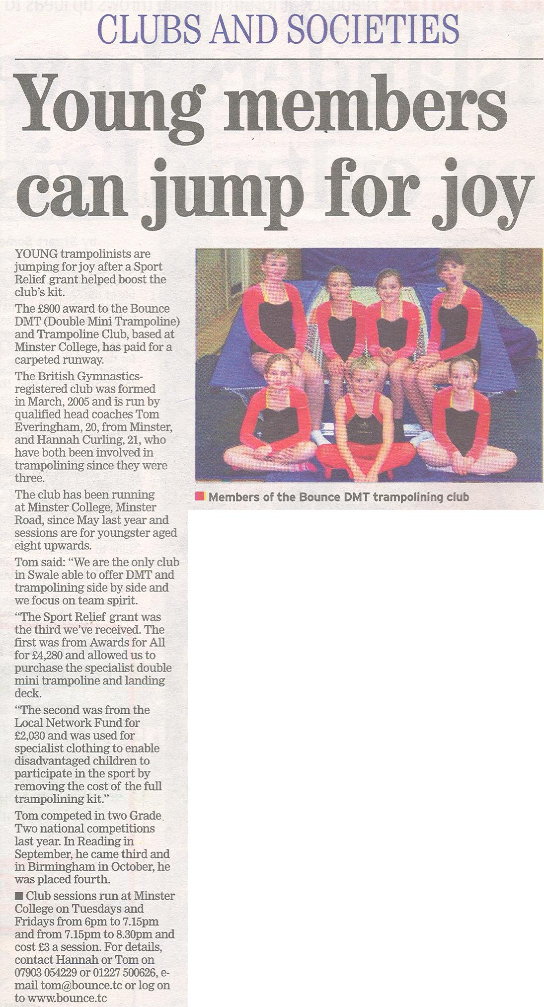 Sheerness Times Guardian - 11th January 2007