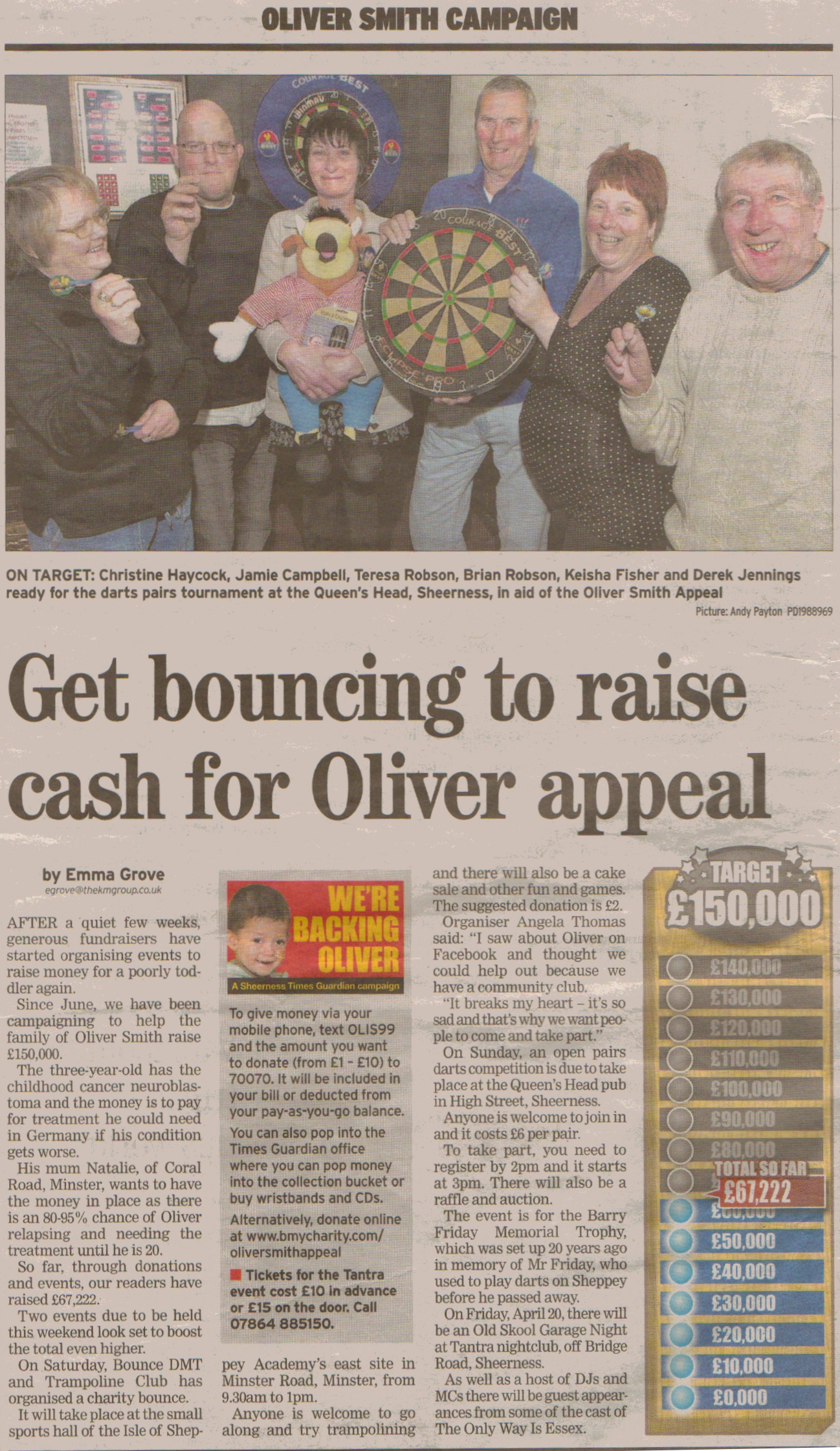 Sheerness Times Guardian - 8th February 2012
